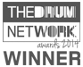 The Drum Network Awards Winner 2014