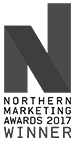 Northern Marketing Awards 2017 - Winner