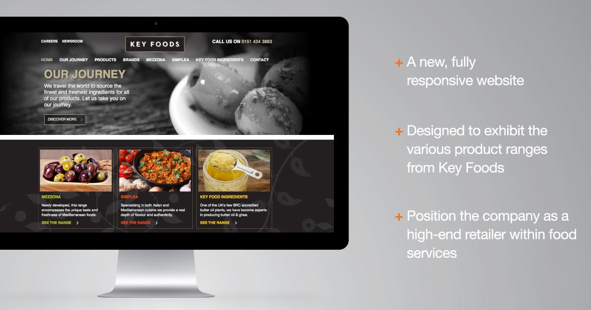 Keyfoods portfolio image