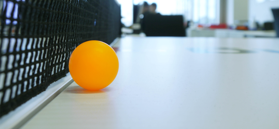 Ping + Pong