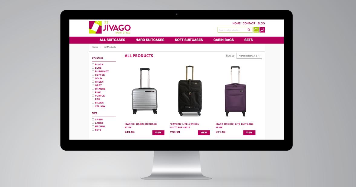 St Jivago portfolio image